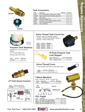 Page 35 - 2016 PHP Winter Catalog
